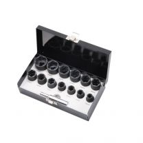 1/2 in. Dr Twist Socket Set (14 pcs)