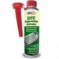 DPF-Regeneration Activator
