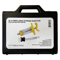 Refillable Syringe injector R134A 50 ml