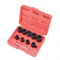 "3/8""DR Twist Socket Set (10pcs)"