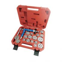 Air Powered Brake CaliperWind Back Tool Set (+ extra two adapters K1 & K2)